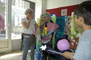 créatif, artistique, atelier, enfants